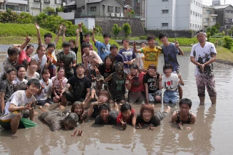 大阪版on the mud