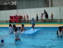 ふれあい水泳教室