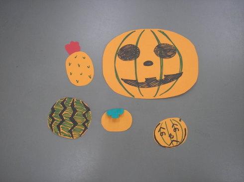 かぼちゃ探し