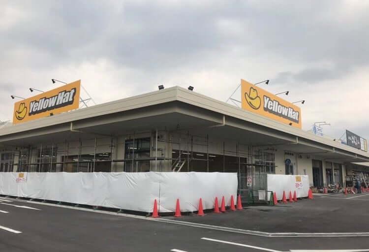 【大東市】3月にオープンしたコーナン大東新田店の敷地内に新たにオープンのお店とは?